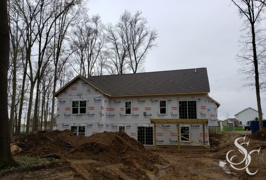 New Home Construction, Fall 2019, Custom Home Builder, Marsh Ridge Allotment