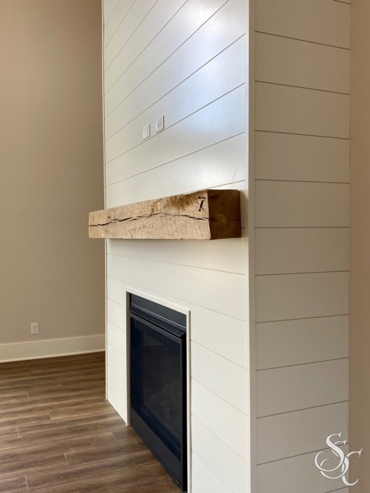 Modern Farmhouse, New Construction, Shiplap