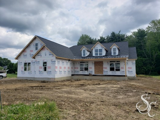 New Construction, Marsh Ridge Allotment, Orrville, Parade of Homes 2020