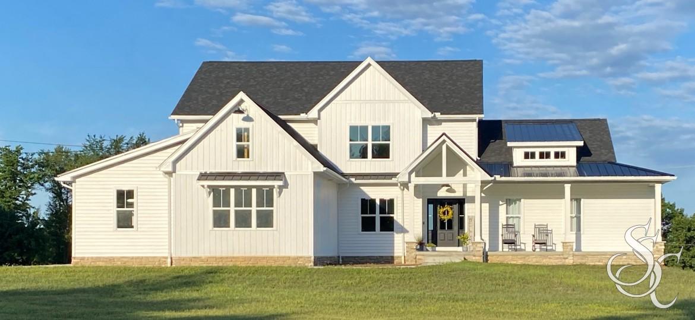Modern Farmhouse, Custom Builder, Northeast Ohio, Sommer and Swartzentruber Contractors